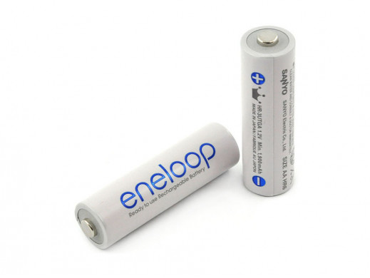 Akumulator R-06 AA 1900mAh Panaconic Eneloop