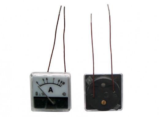 Amperomierz analogowy 10A WP10