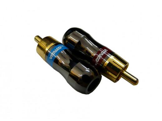 Wtyk cinch RW560 Tenebris Vitalco 6mm
