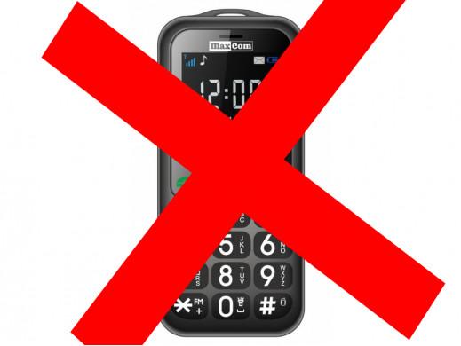 Telefon komórkowy MM560...