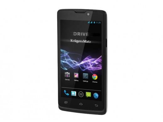 "Smartfon 4.5"" KM0408 DRIVE 2 Kruger&Matz czarny"