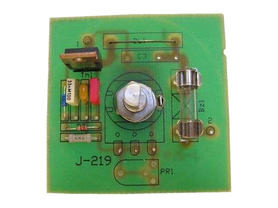 J-219 Regulator mocy