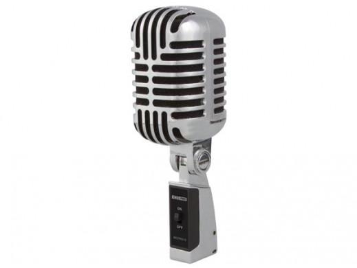 Mikrofon dynamiczny MICPRO10 Retro HQPower