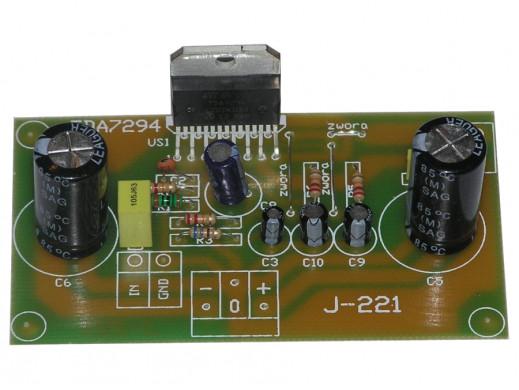 J-252 Wzmacniacz mocy 100W