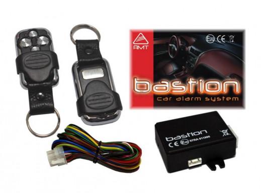 Alarm samochodowy AMT Bastion pilot V055