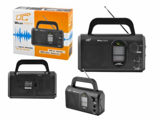 Radio przenośne LTC2015 Wilga