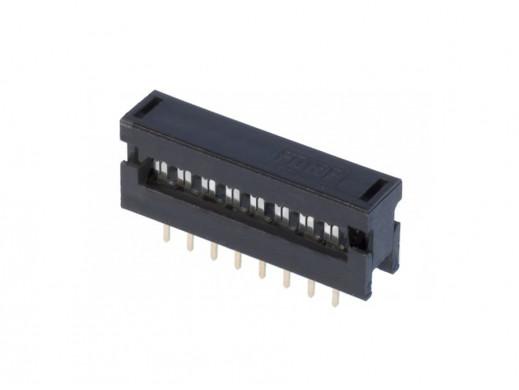 Złącze przejście IDC FD16 PCT16 16 pin na taśmę do druku