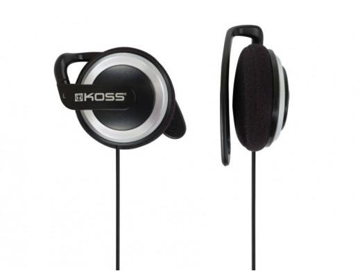 Słuchawki nauszne Clip-On...