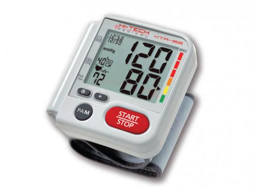 Ciśnieniomierz nadgarstkowy KTA-168 Kardio-Test
