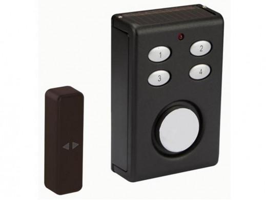 Domowy system alarmowy do drzwi i okien HAM200