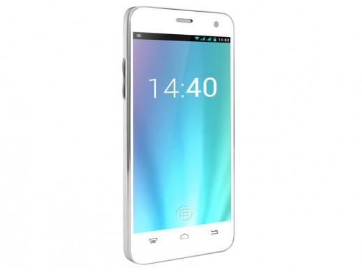 "Smartfon 4"" OV-Vertis 4010 YOU Overmax biały"