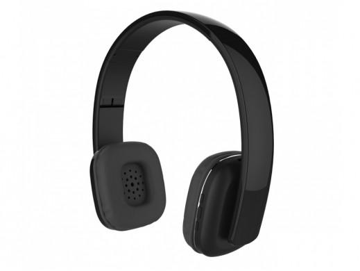 Słuchawki nagłowne AP-B01 z mikrofonem ART czarne