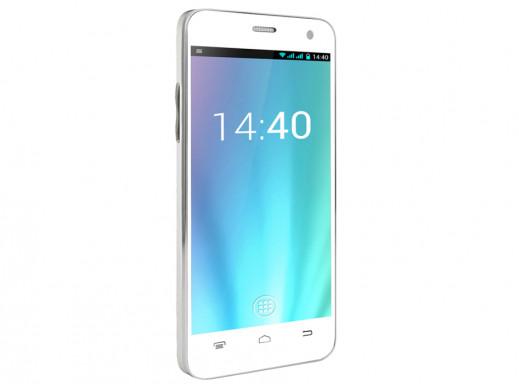 "Smartfon 4"" OV-Vertis 4010 YOU MUSIC Overmax biały"