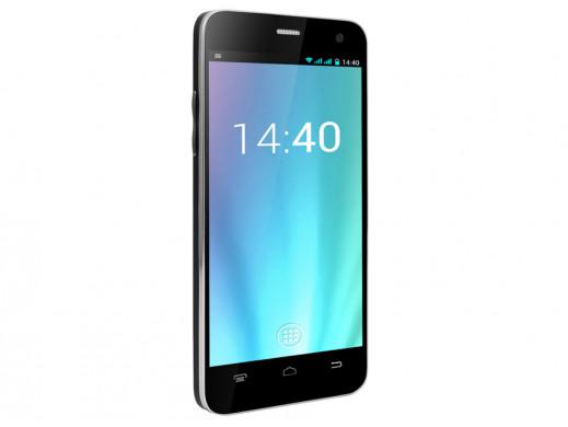 "Smartfon 4"" OV-Vertis 4010 YOU MUSIC Overmax czarny"