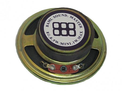 Głośnik 0.25W-2  YD50