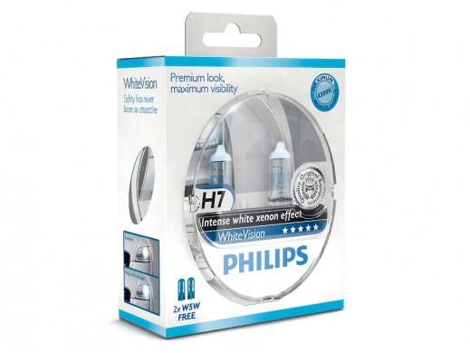Żarówki sam. Philips H7...