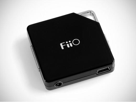 Wzmacniacz słuchawkowy E6 FiiO