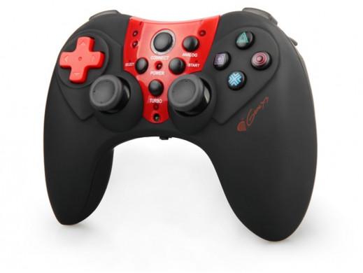 Gamepad PV44 PS3/PC Genesis...