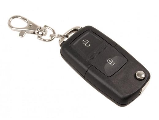Obudowa do pilota kluczyka VW B5 (bez grotu, 2 przyciski) Maclean MCE107
