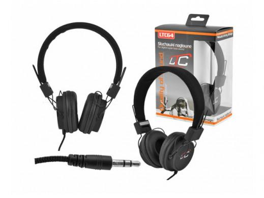 Słuchawki nauszne LTC64 LTC...