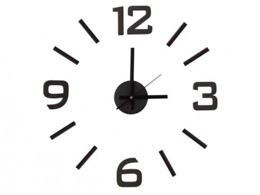 Zegar ścienny WCS3 naklejany