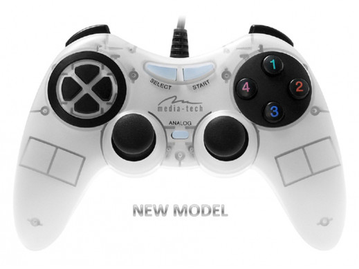Gamepad Corsair II MT1507...
