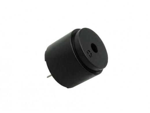Buzer 16mm 12V 30mA do druku