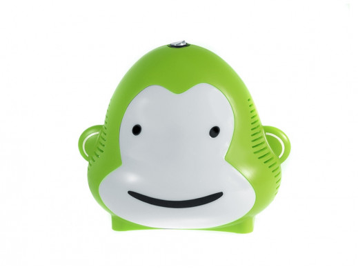 Inhalator Monkey Milo Omnibus zielony