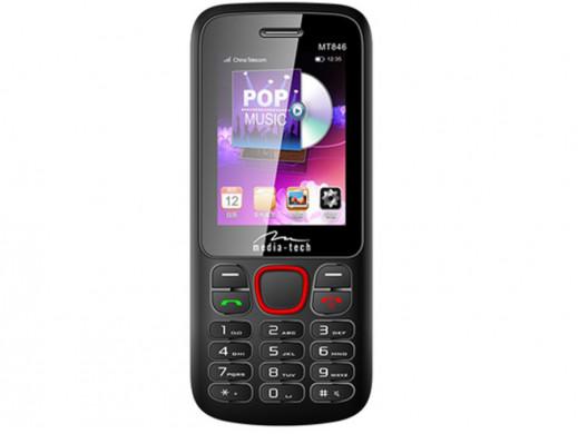 Telefon MT846KR Dual Phone...
