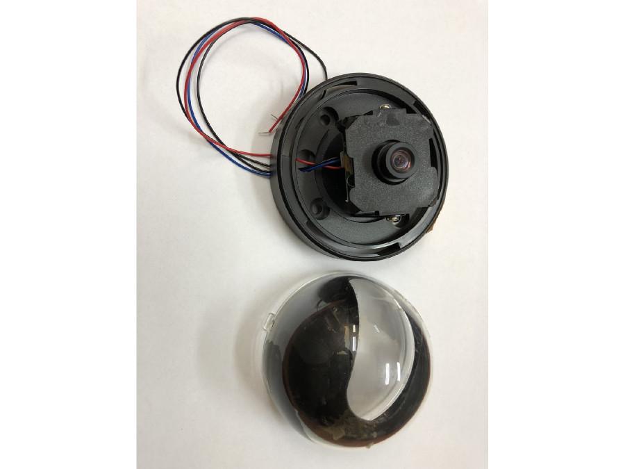 Kamera czarno-biała C3132-608 SONY w obudowie kopułkowej