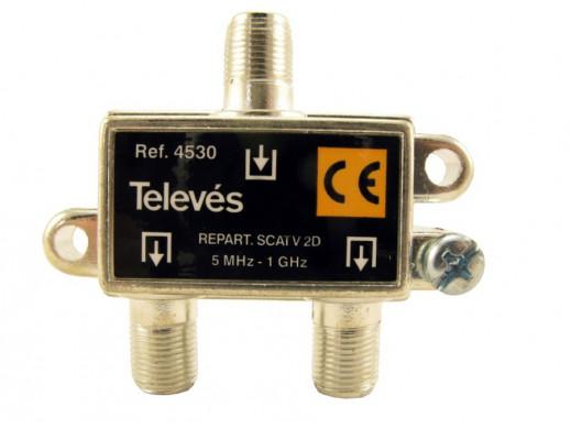 Rozgałęźnik F-sat 5-1000Mhz...