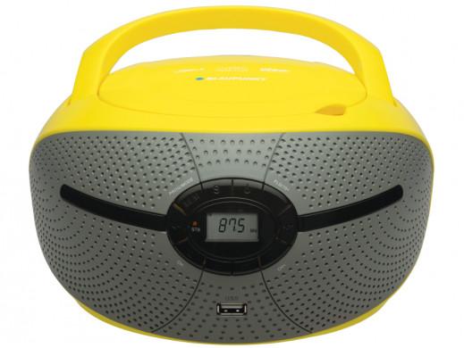 Boombox FM USB/CD/MP3/AUX...