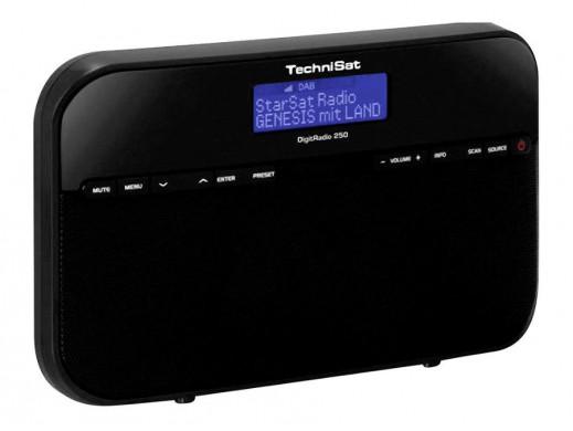 Radio cyfrowe DIGITRadio 250 Technisat DAB