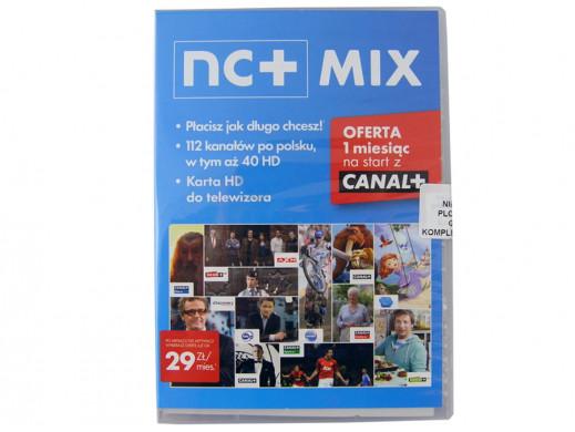 Usługa nc+MIX NC31 Platinum...