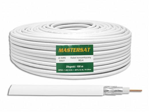Kabel koncentryczny RG6 CCS...