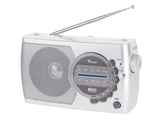 Radio przenośne AM/FM M-2202 Azusa