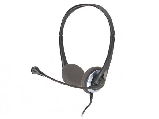 Słuchawki z mikrofonem nauszne Owip Tracer