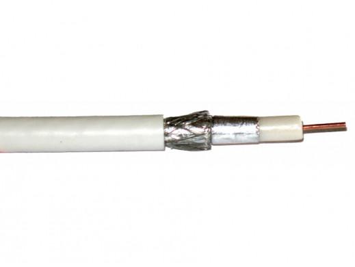 Kabel koncentryczny RG-6U CU