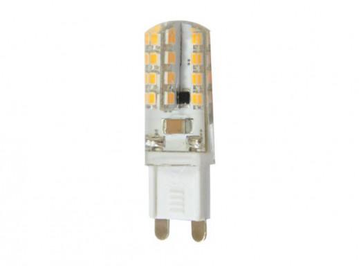Żarówka LED G9 3W 230V ciepły biały 200lm LedPol
