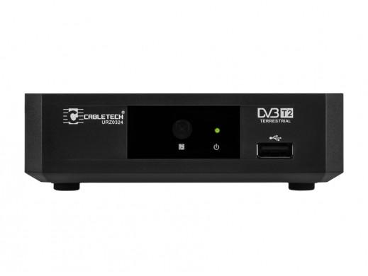 Tuner cyfrowy DVB-T2 HD do...