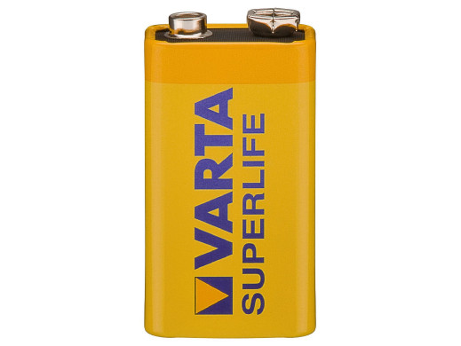 Bateria Varta Superlife 9V...