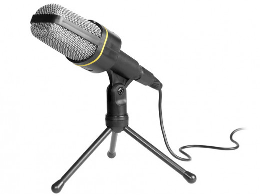Mikrofon komputerowy...