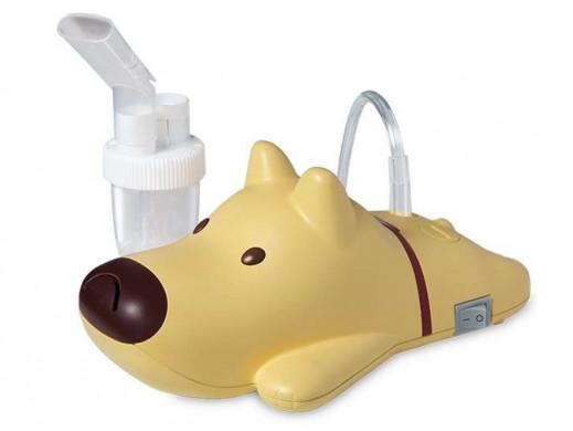 Inhalator tłokowy piesek...