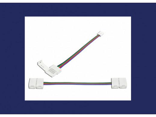 Złącze LED 10mm RGB 4 pin...