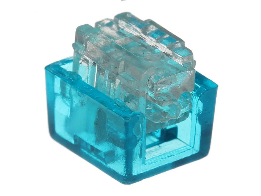 Szybkozłącze telefoniczne P100 niebieskie
