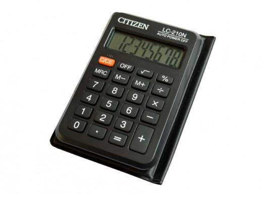Kalkulator kieszonkowy...