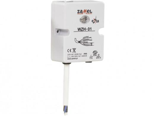Wyłącznik zmierzchowy natynkowy z sondą 230V IP65