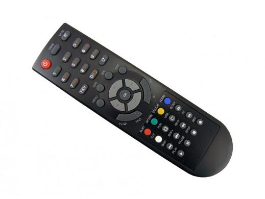 Pilot DVB-T RCU-012 FT24 T80 S60 HD1 T92 Opticum