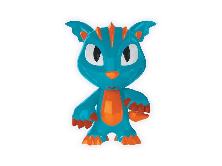 Zabawka interaktywna Dumel Magic Jinn Przedmioty PL