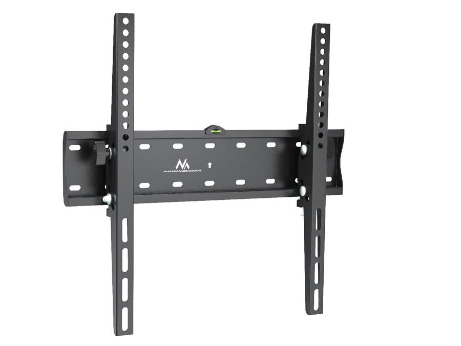 "Uchwyt do telewizora 32-55"" Maclean MC-665 czarny do 40kg max vesa 400x400"